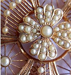虎器あの金とギリシャの宝飾加工技術